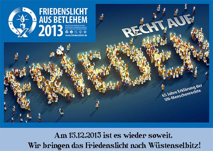 Friedenslicht_2013_Plakat_Webvorschau